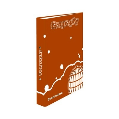 Curriculum Ring Binders Geography (2-Ring) A4 Pack 10