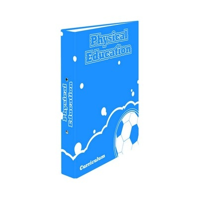 Curriculum Ring Binders Physical Education (2-Ring) A4 Pack 10
