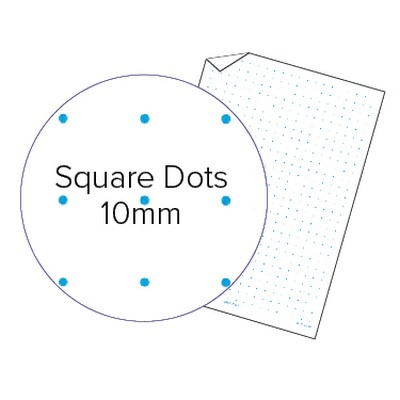 A4 10Mm Square Dotted Grid Loose Leaf Scholastic Paper