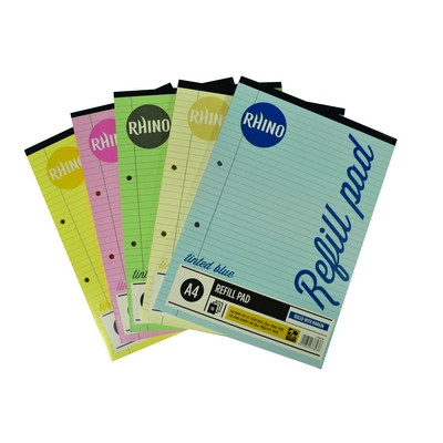 Rhino Tinted Refill Pads A4 Pack 5
