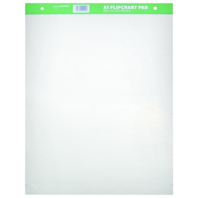 A1 Recycled Flipchart Pad