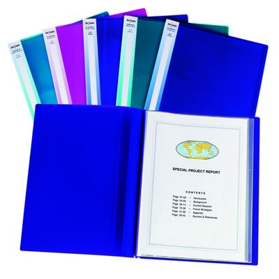 Electra Display Books A3 Assorted Pack 5