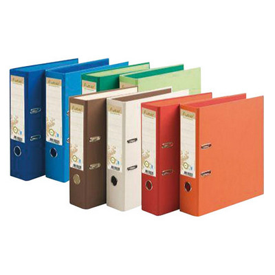 Forever Lever Arch File Assorted Pack 10