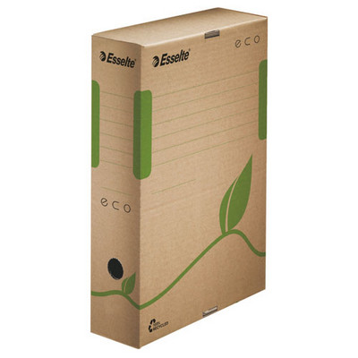 Eco Transfer File Brown Pack 25