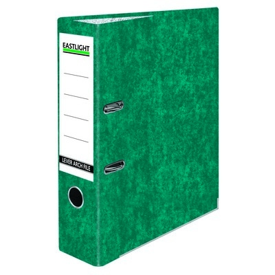 Lever Arch Files A4 Forest Green Each