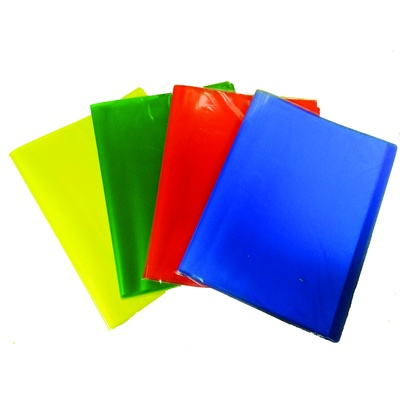 Display Books A4 Assorted Pack 20