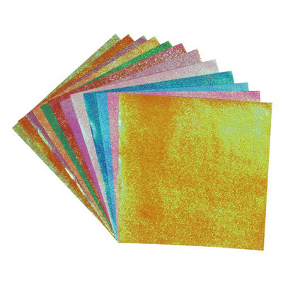 Mixed Shimmering Paper A4 Assorted Pack 30