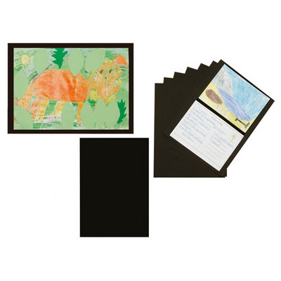 Poster Paper Sheets Packs A3+ Black Pack 100