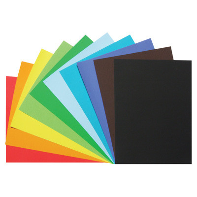 Poster Paper Sheets Packs A4+ Assorted Pack 100