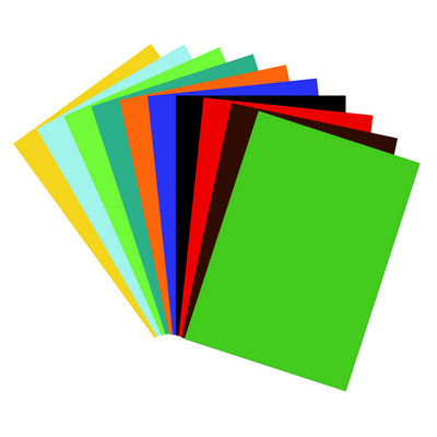 Poster Paper Sheets Packs A3+ Assorted Pack 100