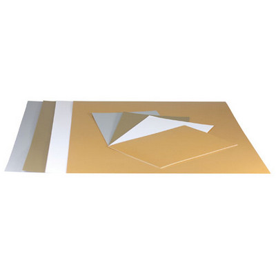 Metallic Card A4 Assorted Pack 40