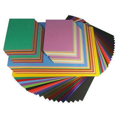 Assorted Card & Paper Pack A4/A3 Assorted Pack 530