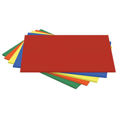 Bright Coloured Card Packs A4 Assorted Pack 100