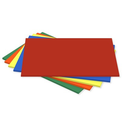 Bright Coloured Card Packs A3 Assorted Pack 100
