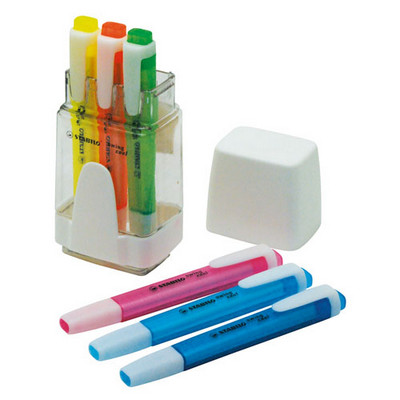 STABILO Swing Cool HIGHLIGHTERS Assorted Box 6