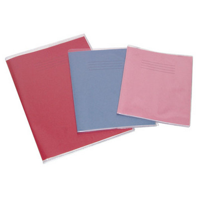 Clear Plastic Exercise Book Covers A4 Pack 100