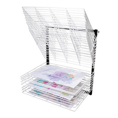 20 Tray Wall Mounted Drying Rack Each