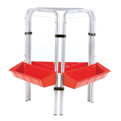 3 Sided Easy Clean Toddler Easel Each