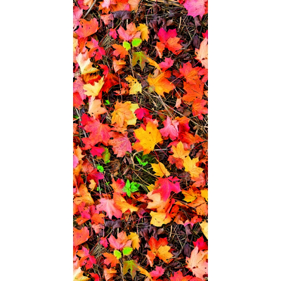 Autumn Leaves (Small) Display Fabric