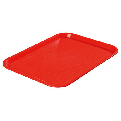 Tray, Service, Red, 410 X 300Mm, Each