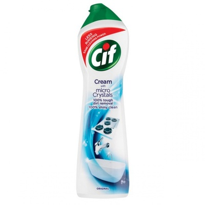 (12/18) Cif Cream Cleaner 500ml Each
