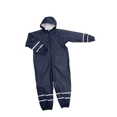 Child'S Pu All-In-One Rainsuit