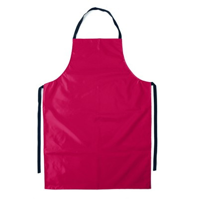 Aprons Flame Retardant 760Mm Red Each