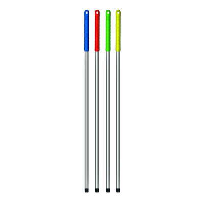 Mop Handle, Aluminium Blue, Each