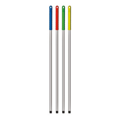 Mop Handle, Aluminium Red, Each