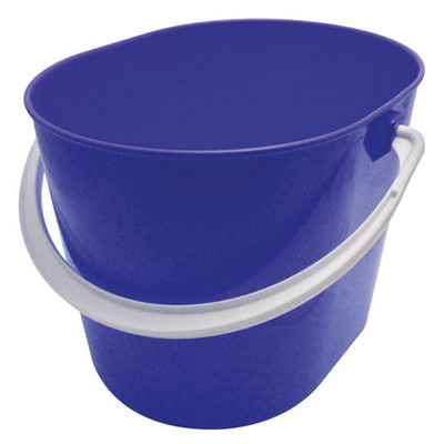 Do-All Mop Bucket Blue Each 12ltr