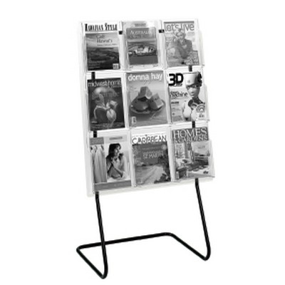 Stand For All Clear Leaflet Display