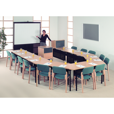 Easyfold Trapezoidal Meeting Tables