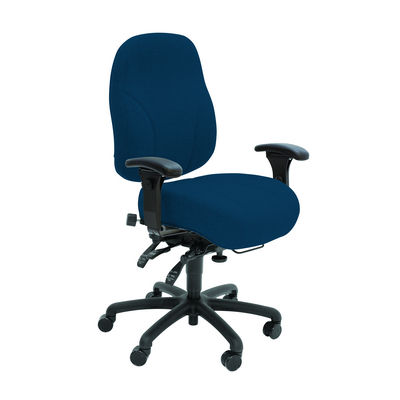 Grande Range Back Care Chair For Larger & Taller Users Extra Large Task Chair