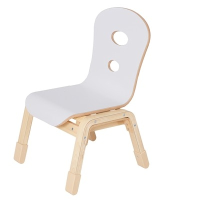Alps Series - Plywood Chair H350Mm