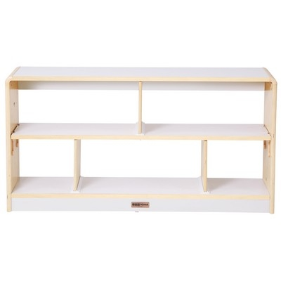 Alps Series Open Back 5 Compartment Cabinet