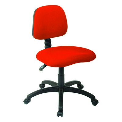 Every Day Medium Back Operator Chair. Twin Lever No Arms