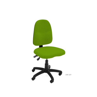 Every Day High Back Chair With Kidney Lumbar Support Twin Lever No Arms
