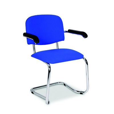 Cantilever Stacking Armchair Epc Frame Finish