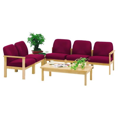 7000 Reception Low Back Arm Chair