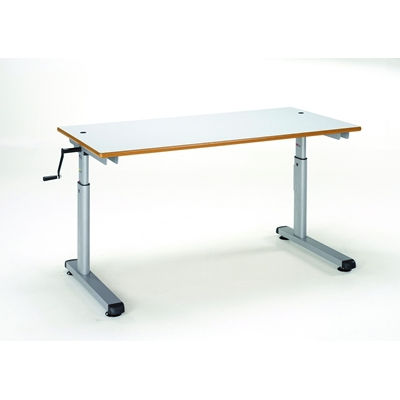 Double Height Adjustable Table - Various Options Available