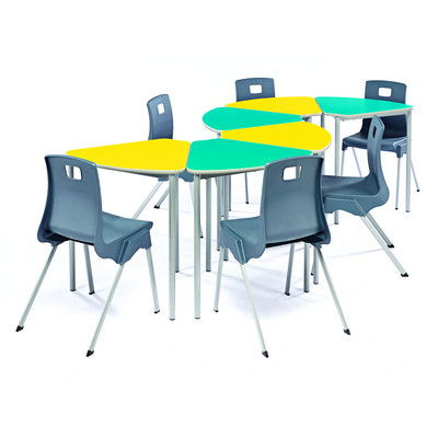 Equation Segga Table H530 X W750 X D660Mm - Various Options Available