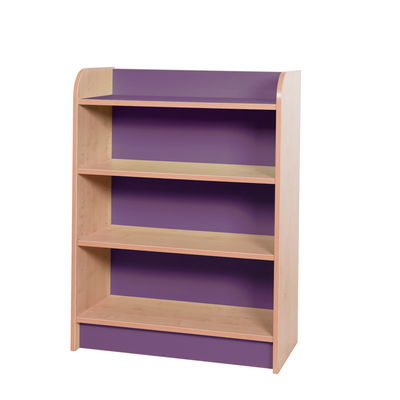 Kubbyclass Library Bookcase H1000 X W750 X D350Mm