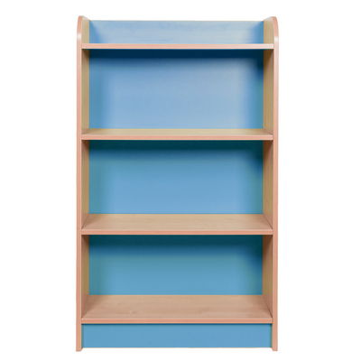 Kubbyclass Library Bookcase H1250 X W750 X D350Mm