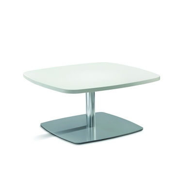 Coffee Table Square Base H400 X 800Mm Diameter