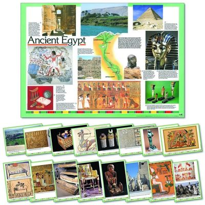 Ancient Egypt Poster And Photopack