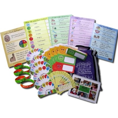 Lets Talk Behaviour Kit In A Bag For Early Years