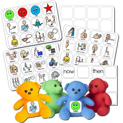 Talk With Teddies For Early Years