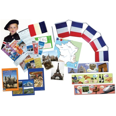 French Activity Pack