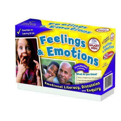 50 Feelings & Emotion Cards Set 50