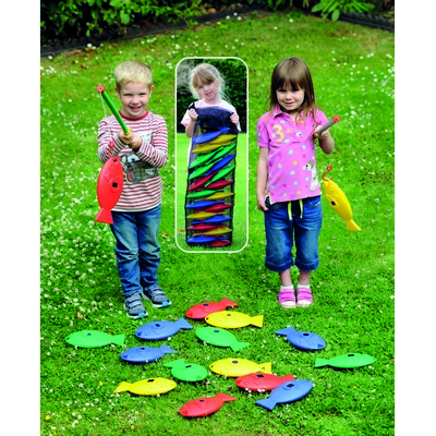 Giant Shape Fishing Game
